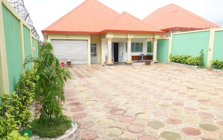une belle villa situé à Conakry