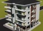 immeuble d'habitation à usage mixte