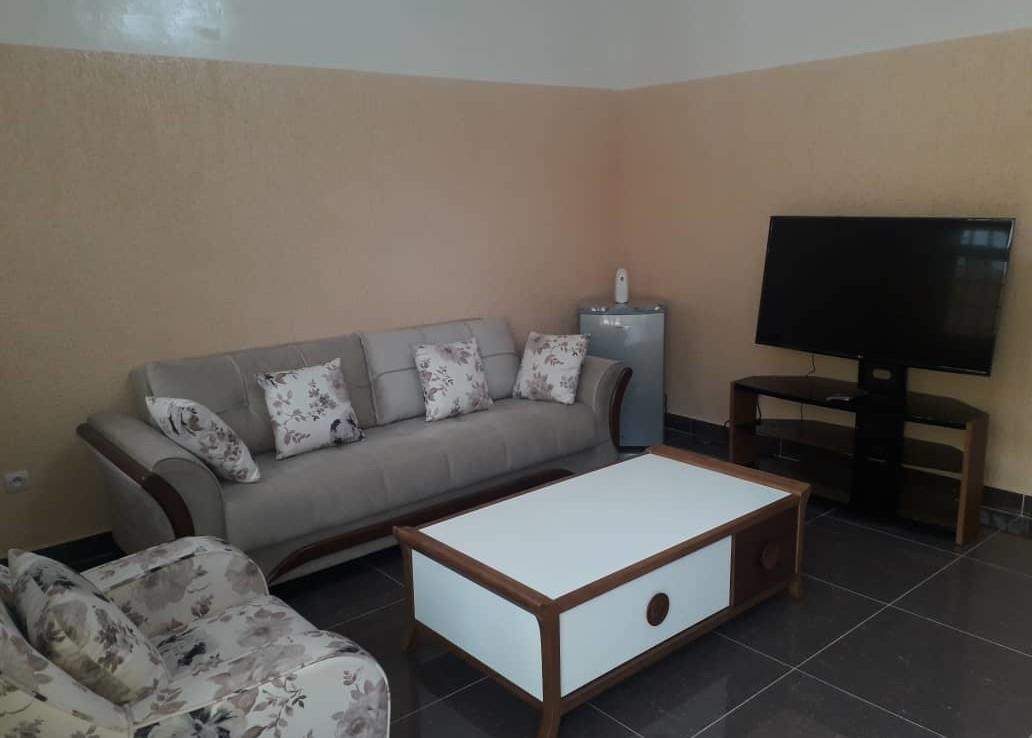 appartement de 3pièces meublé à louer