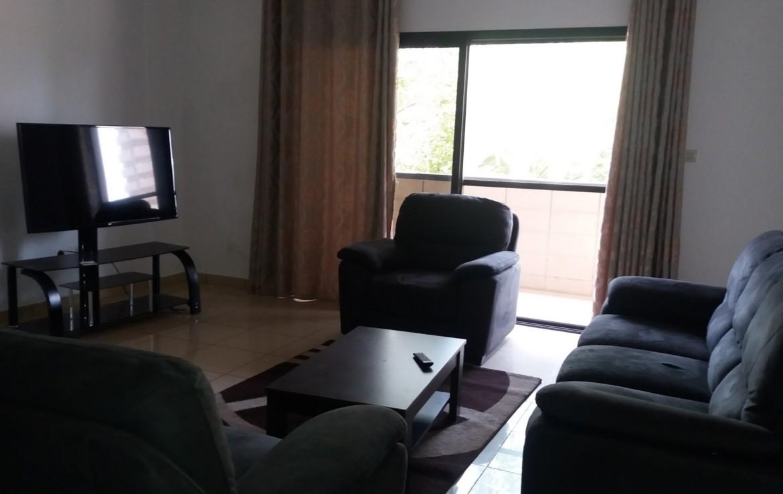Appartement meublé de 3 chambres à louer à Conakry